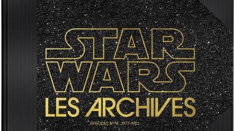 Taschen : Sortie de Star Wars Les Archives, Volume 1 : 1977-1983