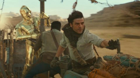 Le montage de L'Ascension de Skywalker s'est fait sur le tournage
