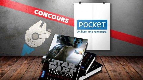 Concours : Gagnez le roman Thrawn : Alliances, avec Pocket Imaginaire