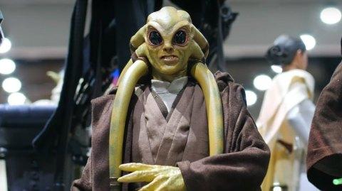 Les nouveautés Hot Toys Star Wars du San Diego Comic Con