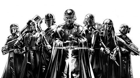 Une mini série de comics Marvel consacrée à Kylo Ren annoncée