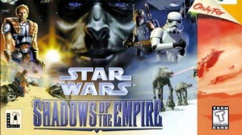 La réédition de The Empire Strikes Back et Shadows of the Empire