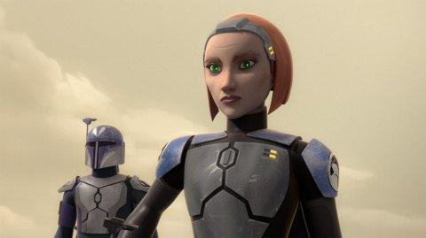 Bo-Katan apparaitrait-elle dans The Mandalorian ?