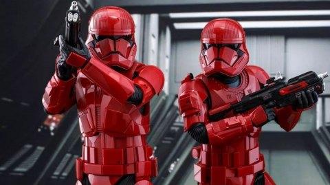 De nouveaux types de Sith Troopers et Stormtroopers pour l'Episode IX