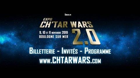 Le point sur les acteurs présents à l'expo Ch'Tar Wars 2.0