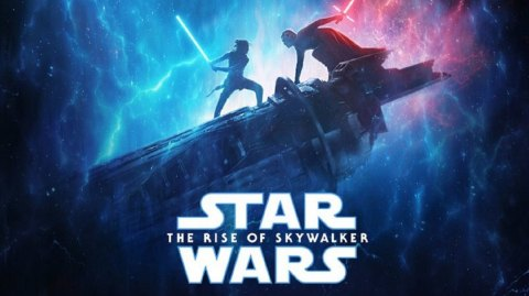 Nouvelle affiche pour l'Ascension de Skywalker