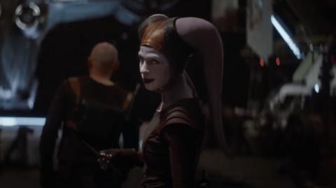 Une actrice de Game of Thrones et Harry Potter dans The Mandalorian