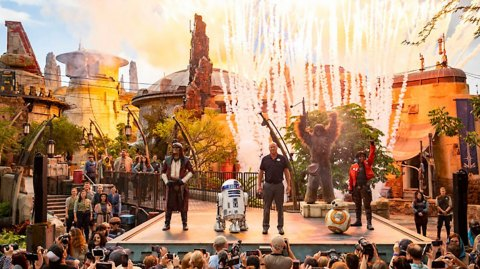 Le Galaxy's Edge de Walt Disney World en Floride est ouvert !