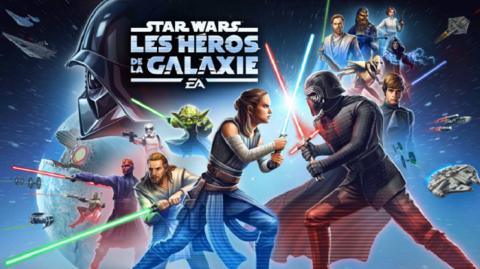 Les reliques : nouveau système de progression pour Galaxy of Heroes