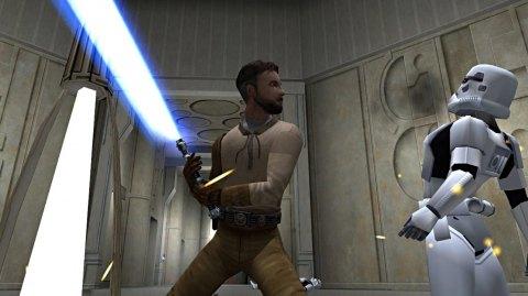 Jedi Knight II et Jedi Academy de retour sur Playstation 4 et Switch !