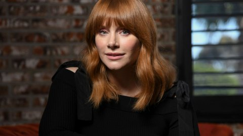 The Mandalorian : Ce que Bryce Dallas Howard a appris de George Lucas