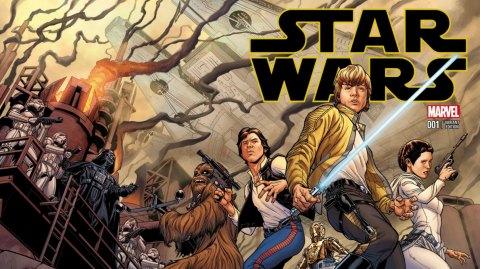 Deux nouvelles séries Star Wars annoncées chez Marvel bientôt ?