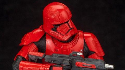 Sideshow et Kotobukiya: les figurines Sith Trooper disponibles !