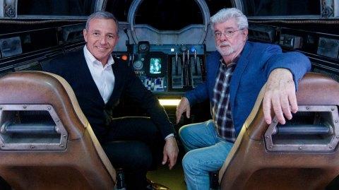 George Lucas n'a pas caché sa déception après Le Réveil de la Force