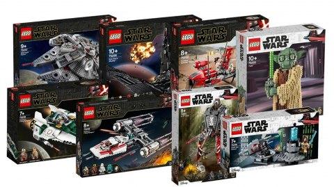 Triple Force Friday: Retour sur les nouveaux sets LEGO