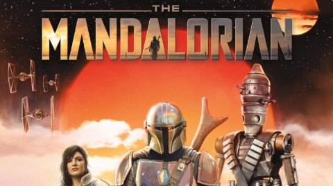 Une nouvelle affiche pour The Mandalorian