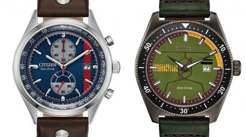 Triple Force Friday : Une collection de montres Star Wars pour CITIZEN