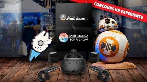BB-8, VR, Fans Costumés au Paris Manga & SCI-FI Show !