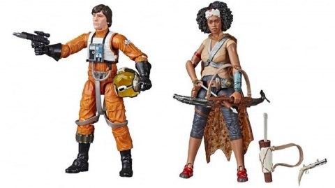 Une nouvelle vague de figurines Hasbro Black Series dévoilée