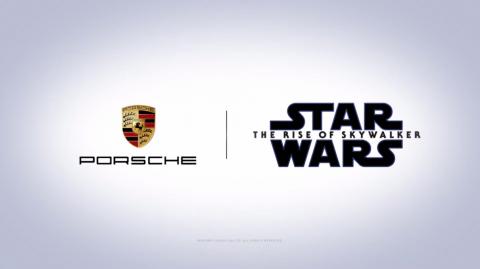 Porsche et Star Wars s'associent pour l'Ascension de Skywalker