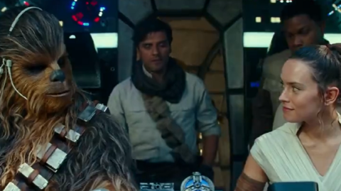 L'Ascension de Skywalker : le trailer dans la nuit de lundi à mardi