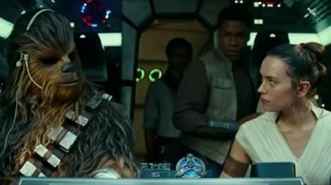 Nouvelles images du trailer de l'Ascension de Skywalker