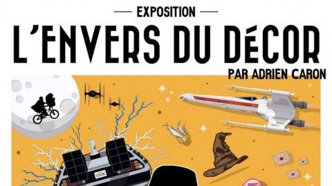 Exposition l'Envers du Décor ce week-end et la semaine prochaine