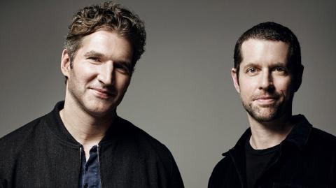 Les Producteurs de Game of Thrones abandonnent leur trilogie Star Wars