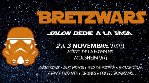 Le Salon Bretzwars ouvre ses portes ce week end en Alsace !