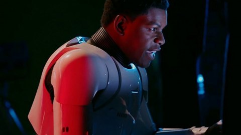 John Boyega tease la prochaine attraction du Galaxy's Edge