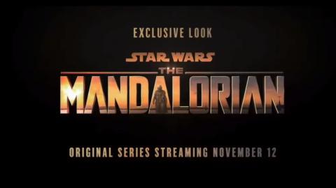 Un nouveau spot TV pour The Mandalorian