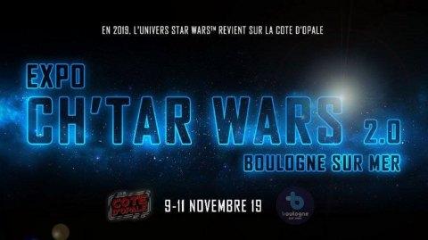 Ch'tar Wars 2.0 : Retrouvez Planète Star Wars pour 3 conférences