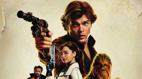 Outre Fleuve : Sortie de Solo : A Star Wars Story