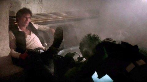 George Lucas a ENCORE retouché la scène entre Han Solo et Greedo