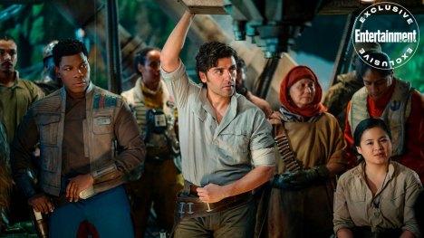 Épisode IX : Entertainment Weekly dévoile de nouvelles photos