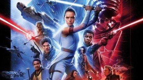 Rey, Finn et Poe réunis dans une photo dévoilée par EMPIRE