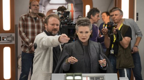 Rian Johnson aimerait réaliser un épisode de The Mandalorian