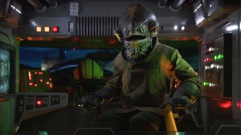 Découvrez Rise of Resistance la nouvelle attraction de Galaxy's Edge