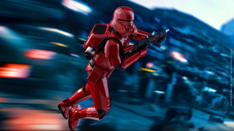 Hot Toys dévoile son Sith Jet Trooper