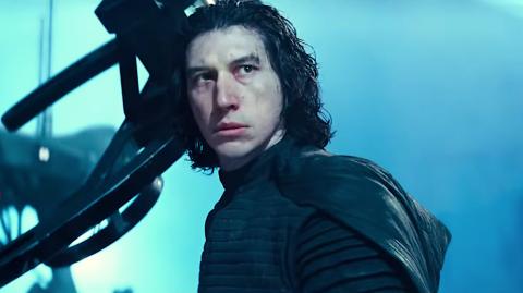Lucasfilm dévoile une nouvelle séquence mettant en scène Kylo Ren
