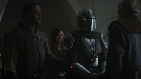Des photos officielles de The Mandalorian (saison 1 épisode 7)