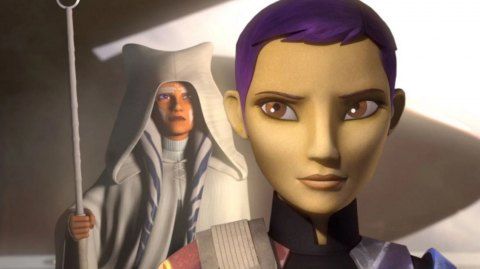 La suite de Star Wars Rebels pour cette année ?
