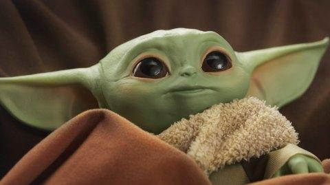 Les jouets Bébé Yoda Hasbro en pré-commande