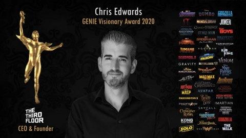 Chris Edwards de Lucasfilm invité du Paris Images Digital Summit