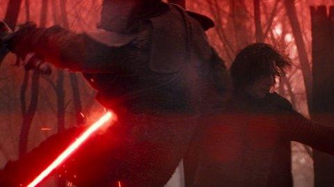 Le Art of Star Wars épisode IX dévoile une scène coupée du film