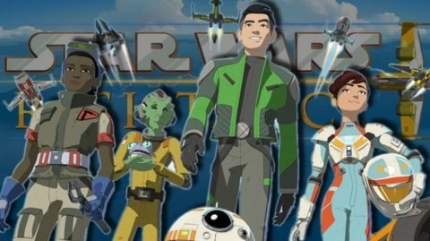 Le TEASER du final de Star Wars: Resistance est disponible !