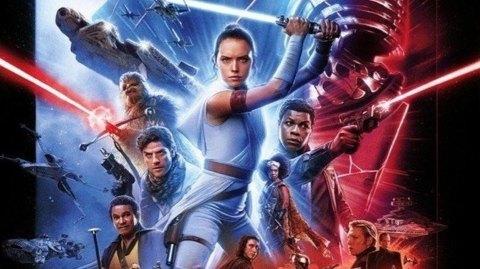 Les coulisses de la scène finale de l'Ascension de Skywalker