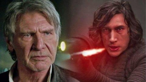 Chris Terrio et J.J. Abrams nous parlent de la scène avec Han Solo