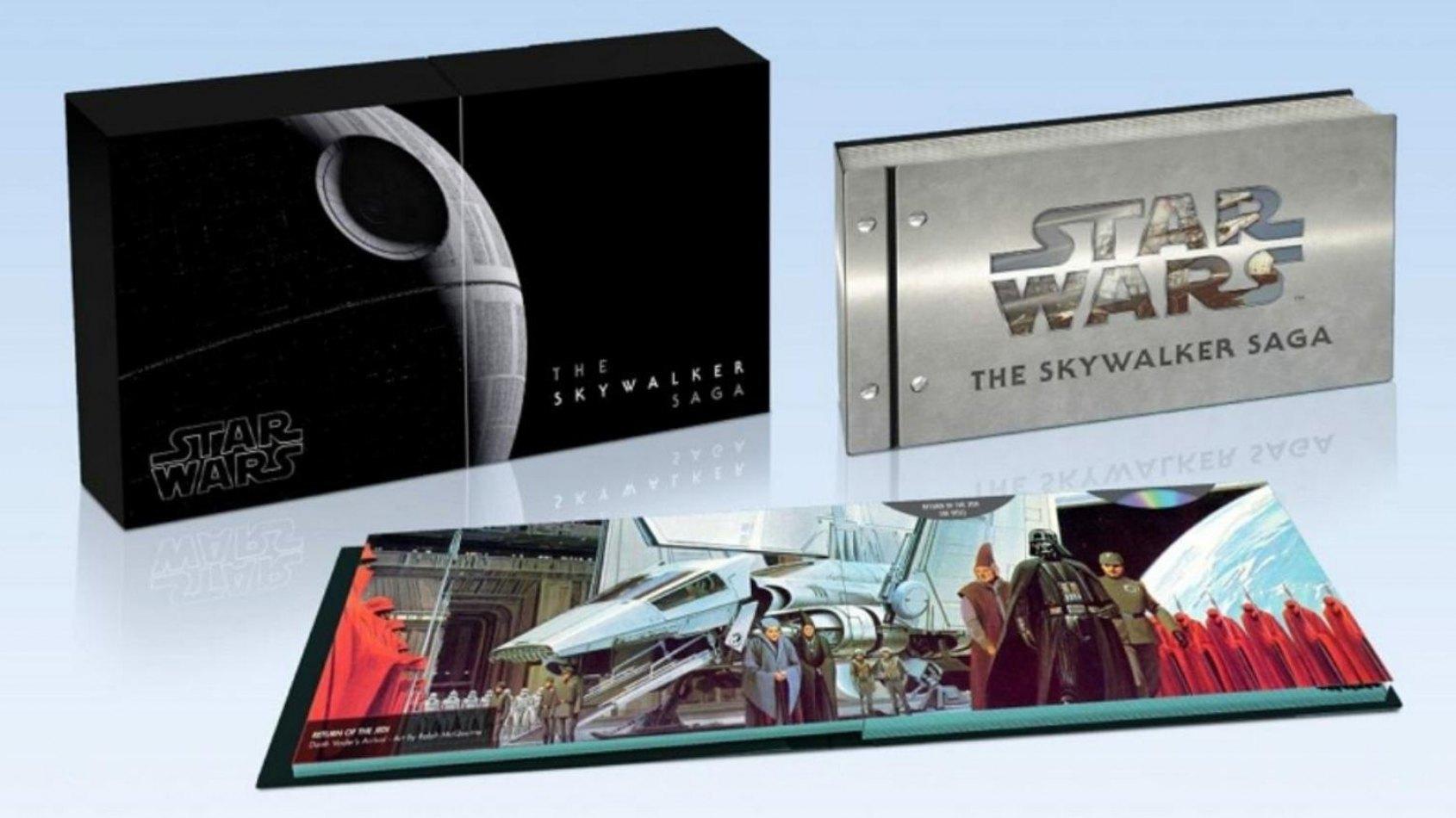 Des extraits de la série Star Wars avortée de George Lucas ressortent