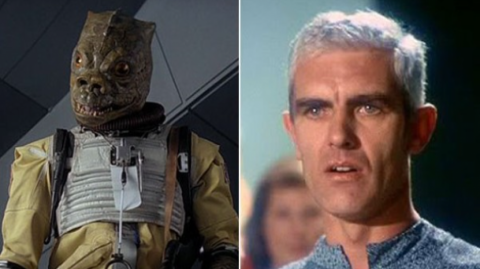 Alan Harris, alias Bossk a rejoint la Force!